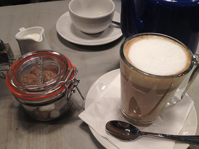 bills restaurant glasgow coffee