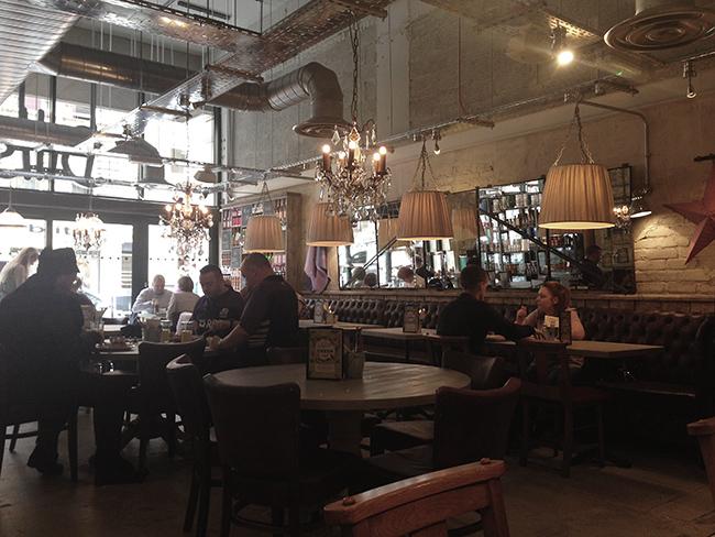 bills restaurant glasgow