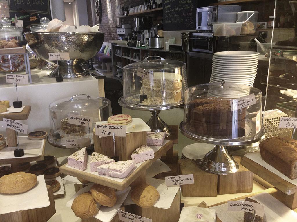 gesso cakes