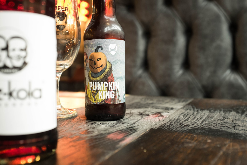 brewdog pumpkin king