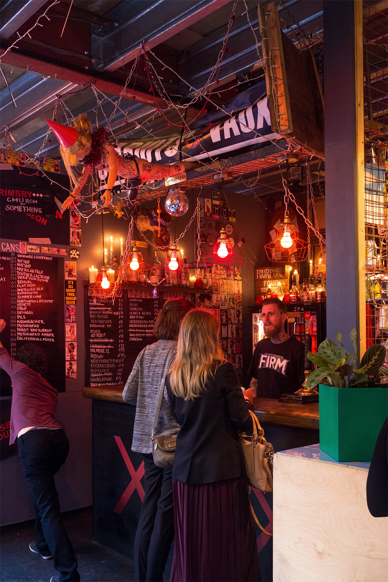 Shoreditch Bars: Dinerama, Shoreditch, London