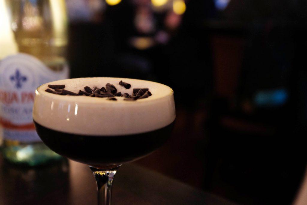 hutchesons glasgow espresso martini