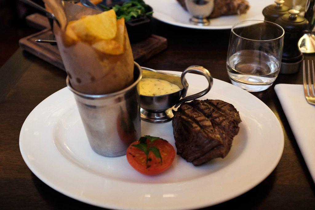 hutchesons glasgow fillet steak