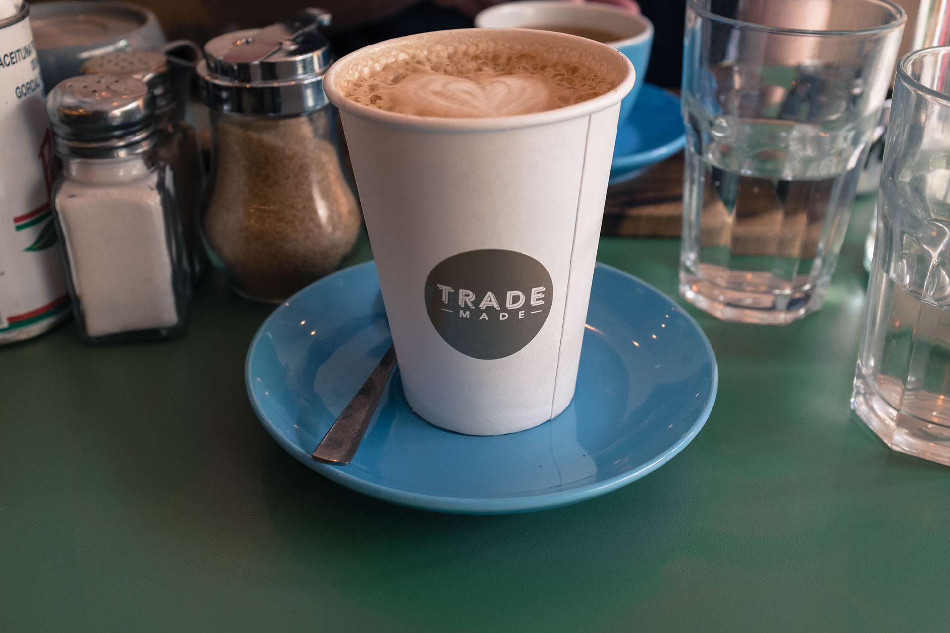 trade cafe london cup