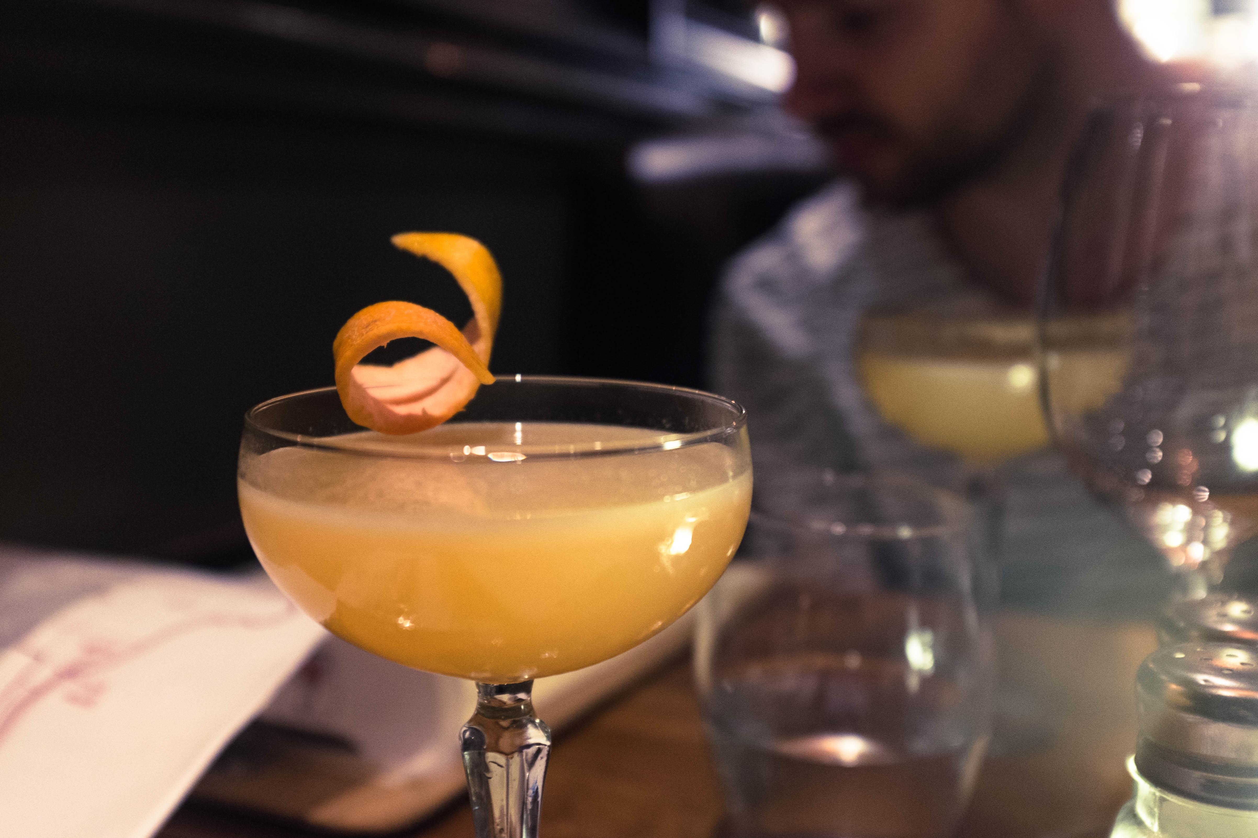 butchershop bar & grill cocktail