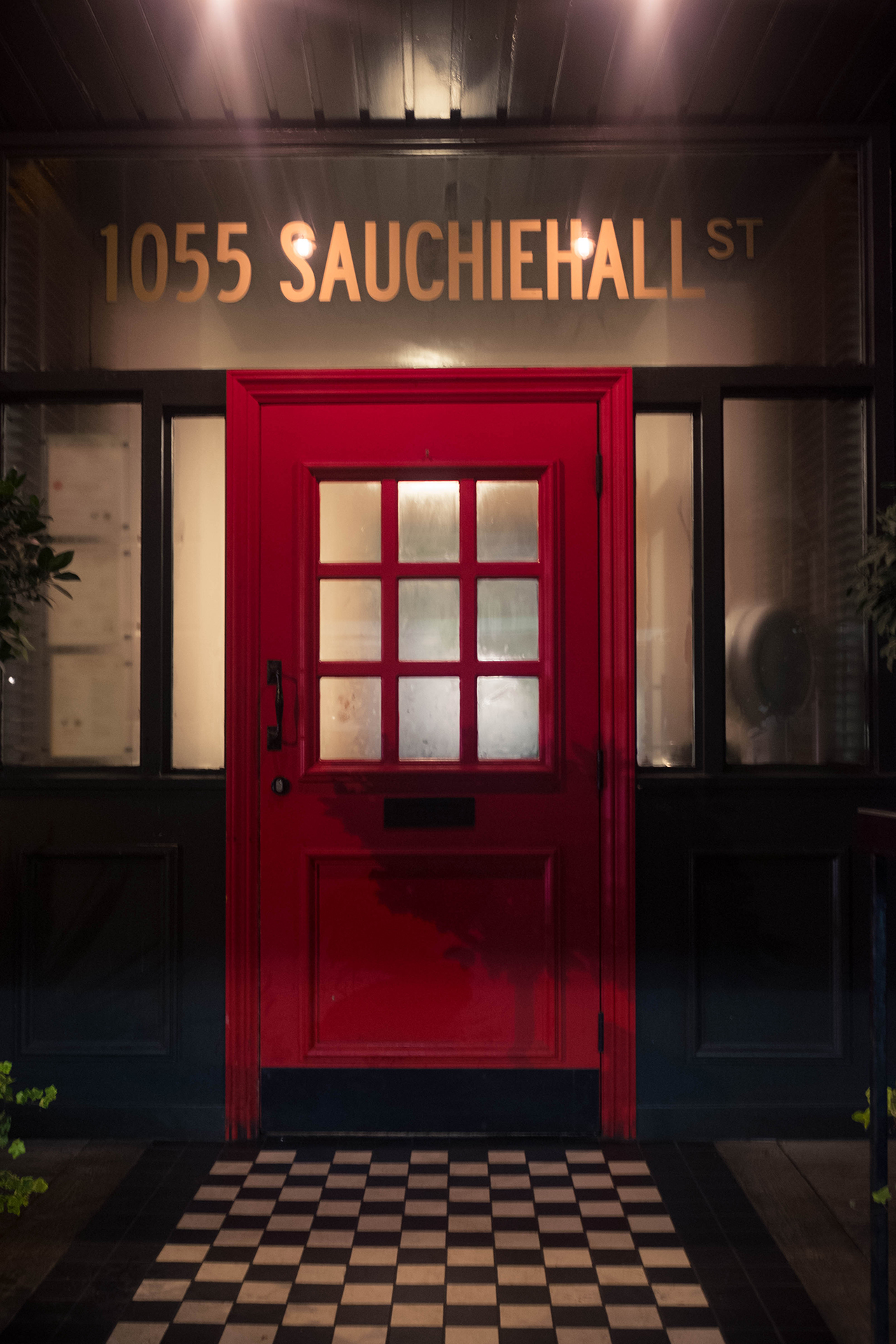 butchershop bar & grill entrance