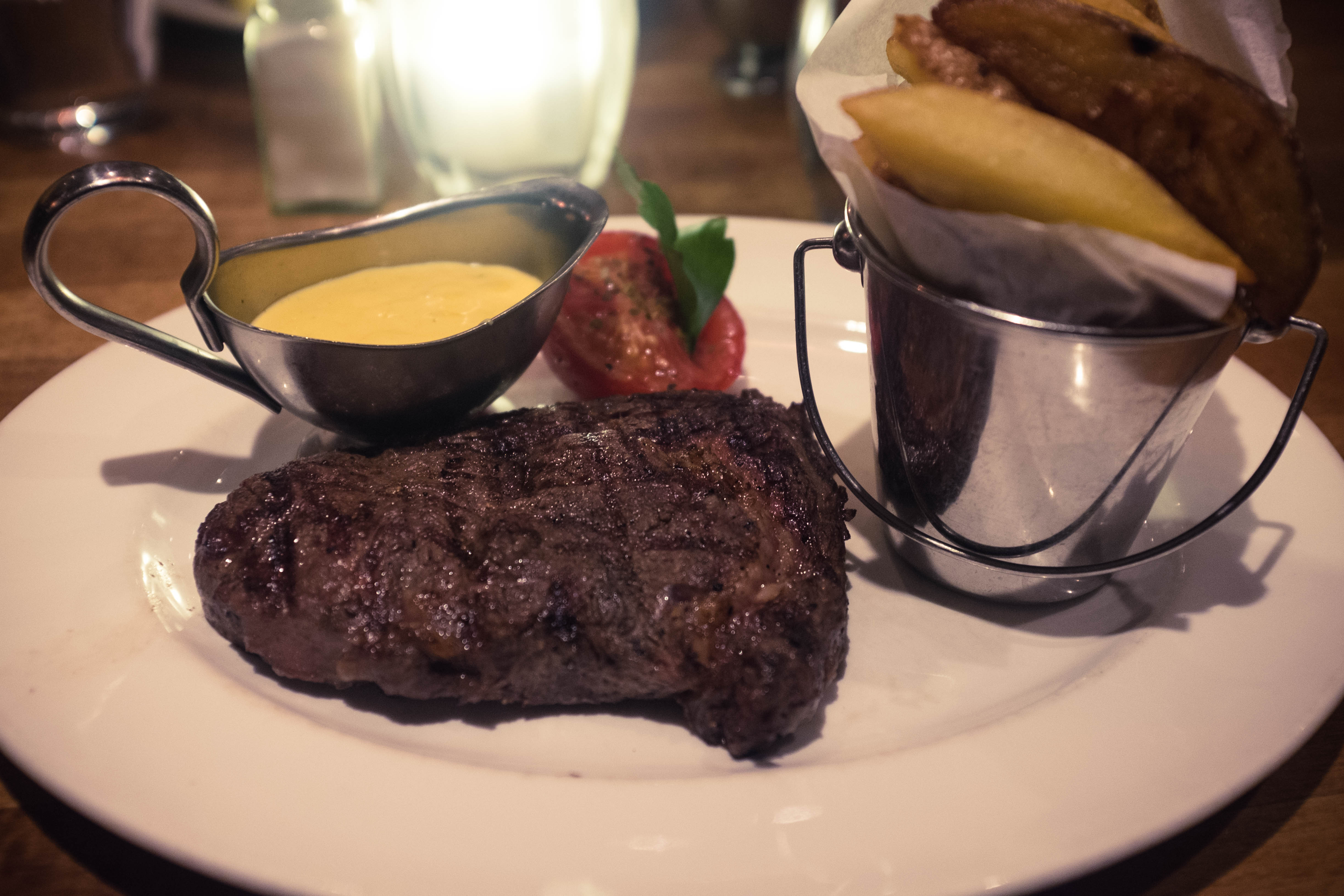 butchershop bar & grill rib eye steak