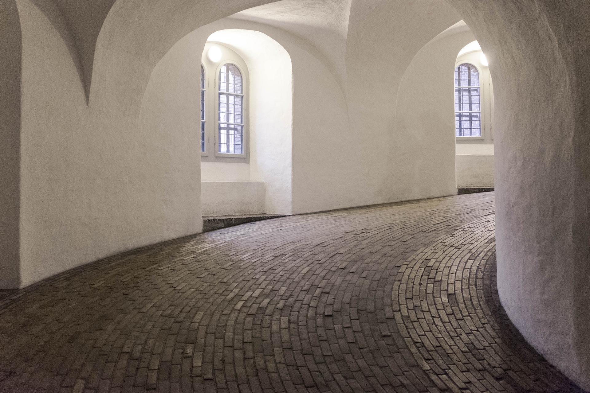 round tower walkway