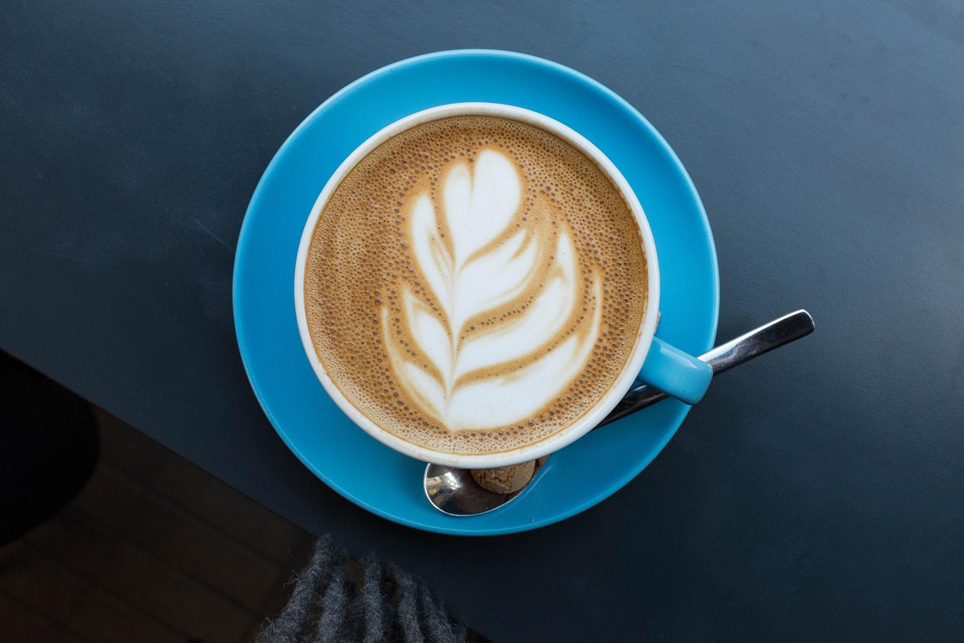 laboratorio espresso latte