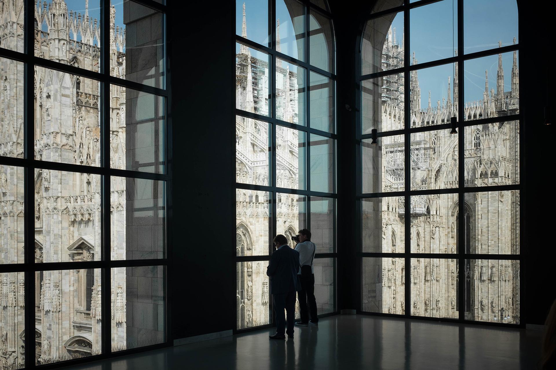 milan museo del novocento