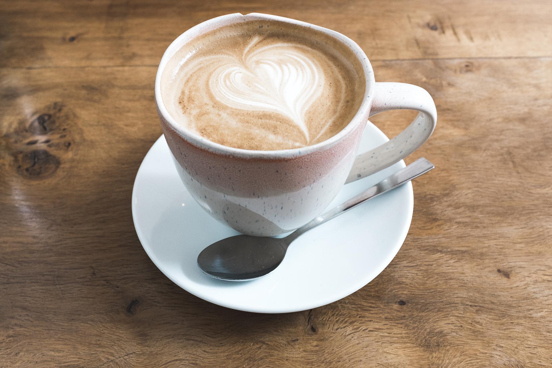 pot luck latte
